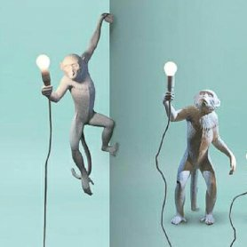 Seletti Primate Lighting